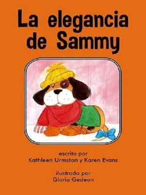 cover image of La elegancia de Sammy