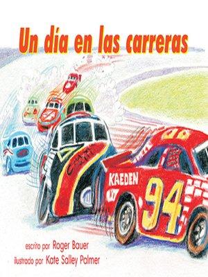 cover image of Un día en las carreras