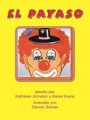 cover image of El payaso
