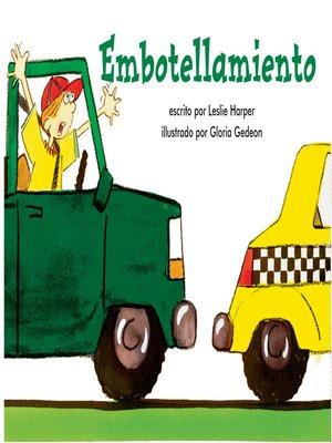 cover image of El atasco de tráfico