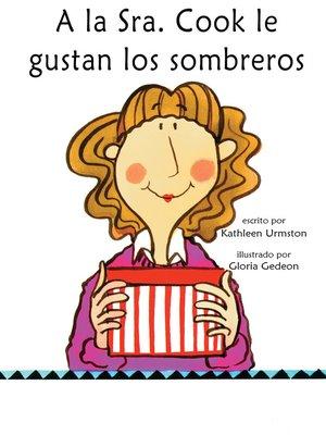 cover image of Los sombreros de la señora Cook
