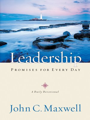 cover image of Leadership Promises for Every Day
