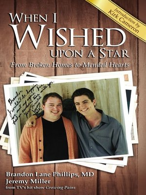 cover image of When I Wished upon a Star