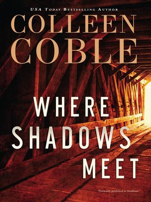 cover image of Where Shadows Meet