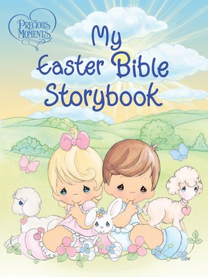 cover image of My Easter Bible Storybook
