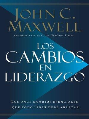 cover image of Los cambios en liderazgo