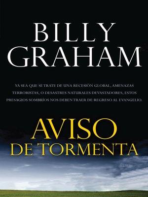 cover image of Aviso de tormenta