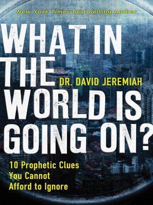 Dr David Jeremiah Overdrive Rakuten Overdrive Ebooks
