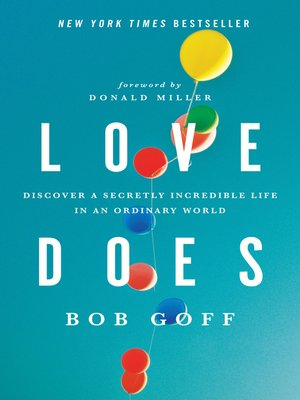 cover image of Love Does
