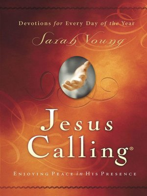cover image of Jesus Calling
