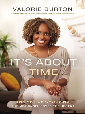 cover image of It's About Time
