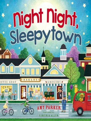 cover image of Night Night, Sleepytown