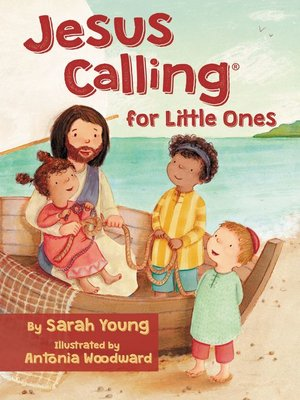 cover image of Jesus Calling for Little Ones