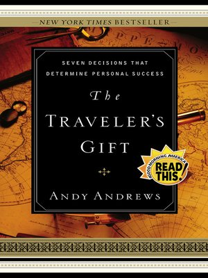 cover image of The Traveler's Gift