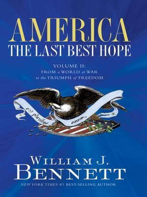 cover image of America: The Last Best Hope, Volume II