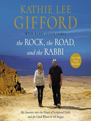 cover image of The Rock, the Road, and the Rabbi