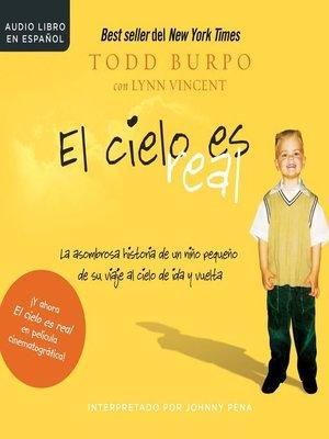 cover image of El cielo es real