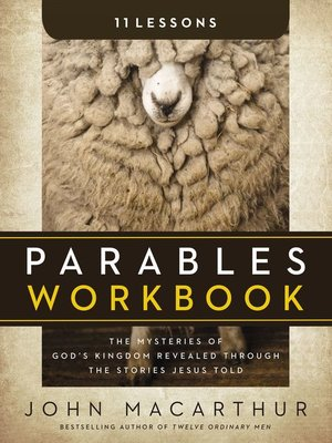 cover image of Parables Workbook