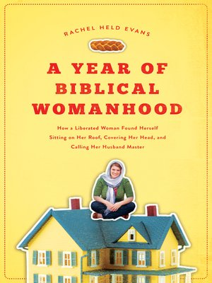 cover image of A Year of Biblical Womanhood