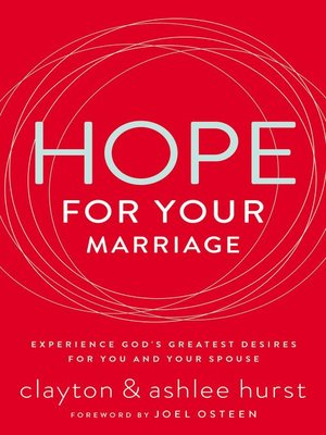 cover image of Hope for Your Marriage