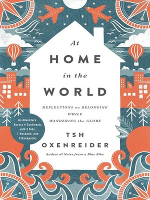 cover image of At Home in the World