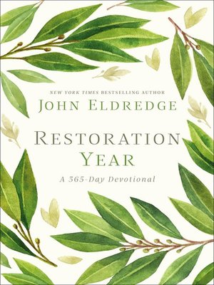 cover image of Restoration Year