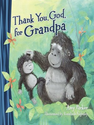 cover image of Thank You, God, for Grandpa