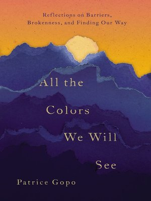 cover image of All the Colors We Will See