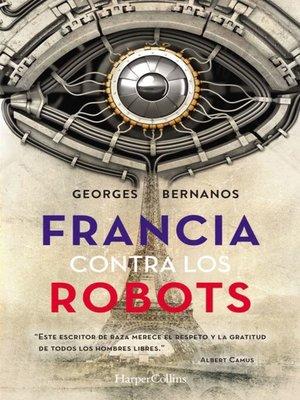 cover image of Francia contra los robots