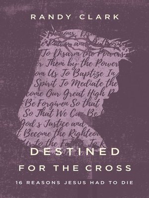 cover image of Destined for the Cross