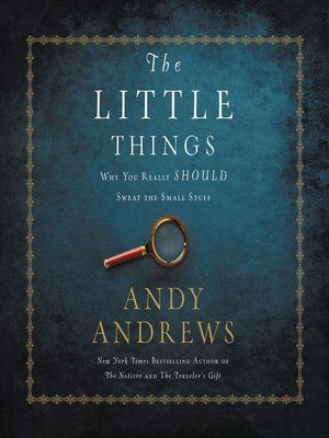 cover image of The Little Things