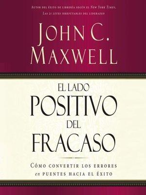 cover image of El lado positivo del fracaso