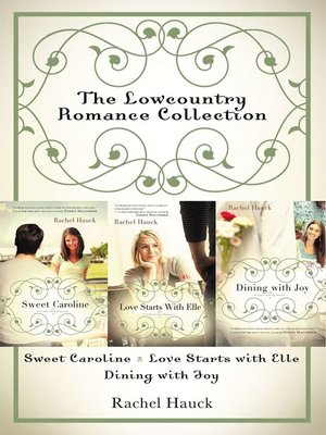 cover image of The Lowcountry Romance Collection