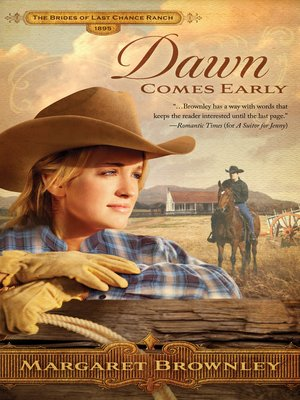 cover image of Dawn Comes Early
