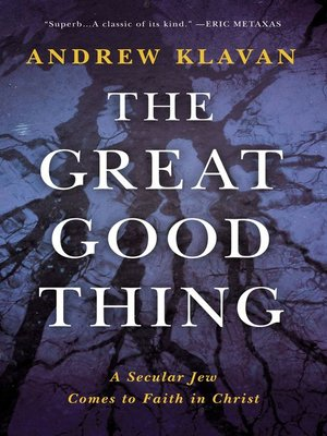 cover image of The Great Good Thing