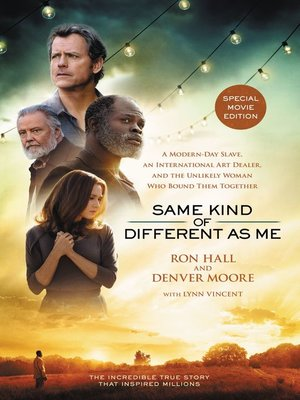 cover image of Same Kind of Different As Me Movie Edition