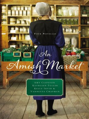 cover image of An Amish Market