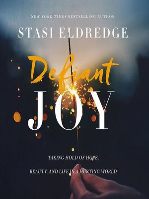 cover image of Defiant Joy