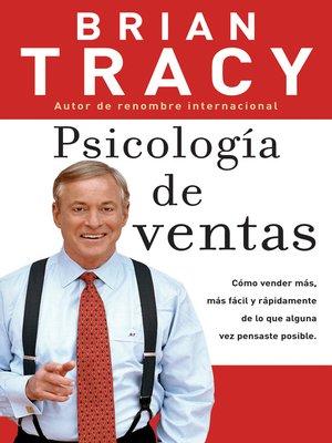 cover image of Psicología de ventas