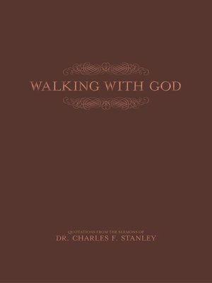 cover image of Walking With God