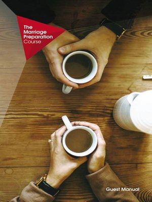 cover image of Marriage Preparation Course Guest Manual
