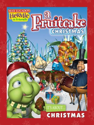 cover image of A Fruitcake Christmas