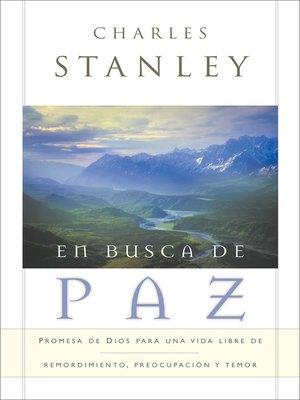 cover image of En busca de paz