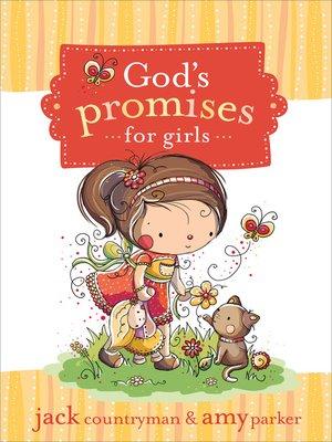 cover image of God's Promises for Girls