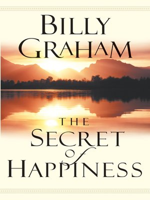 cover image of The Secret of Happiness