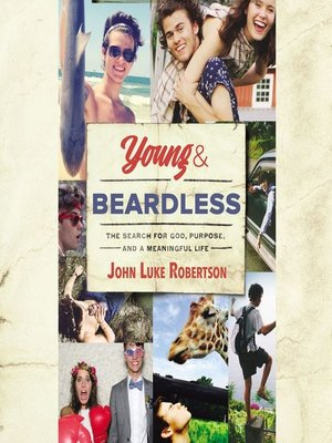 cover image of Young and Beardless, Audio