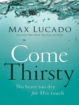 cover image of Come Thirsty