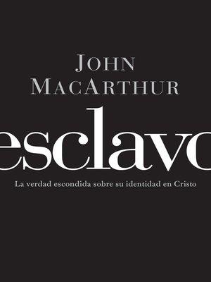 cover image of Esclavo