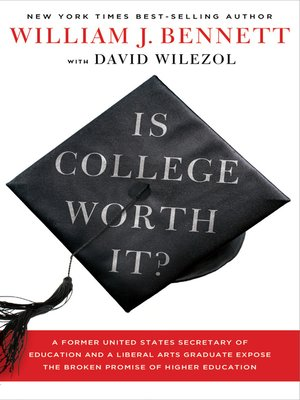 cover image of Is College Worth It?