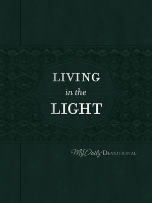 cover image of Living in the Light